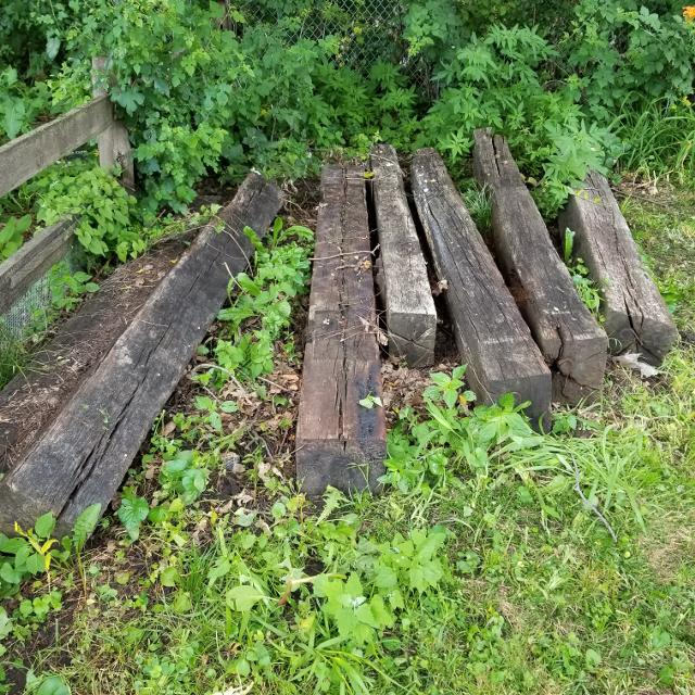 Best Railroad Ties for sale in Dekalb County, Illinois for 2019