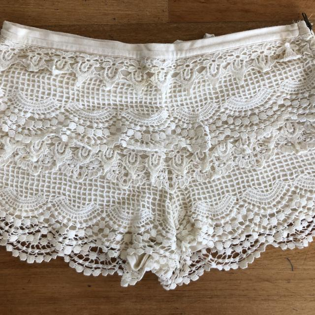 Best Crochet Lace Trim Shorts For Sale In Vancouver British