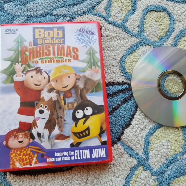 bob the builder a christmas to remember dvd - Bob The Builder A Christmas To Remember