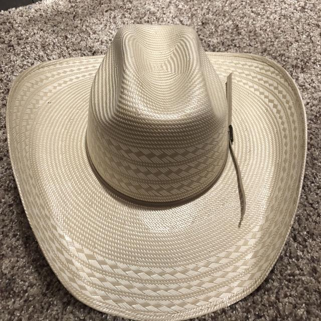 ebb8fc6fd Men's Straw Hat worm once