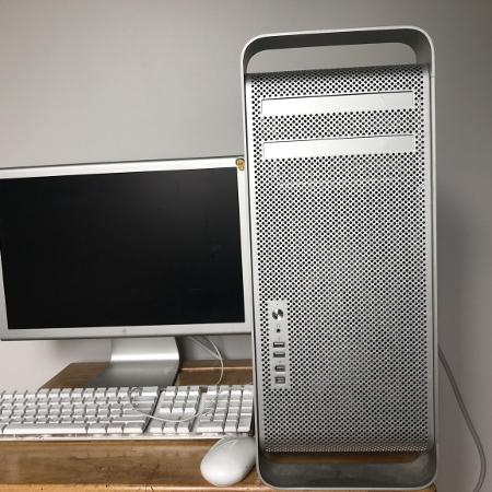 Mac G5 and monitor for sale  Canada