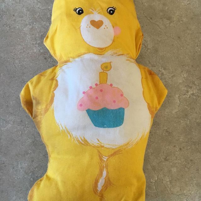 7f5bd2991 Best Vintage Care Bears Birthday Bear Plush Pillow for sale in Appleton,  Wisconsin for 2019