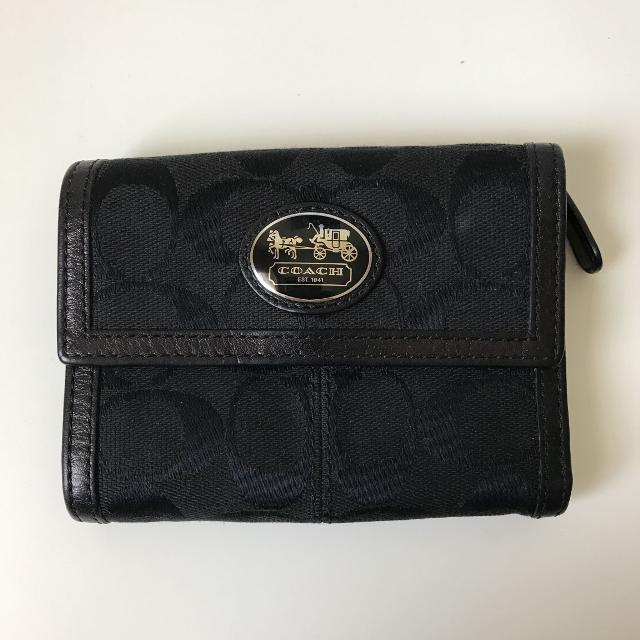 Best Authentic Vintage Coach Wallet for sale in Ladner, British Columbia  for 2019