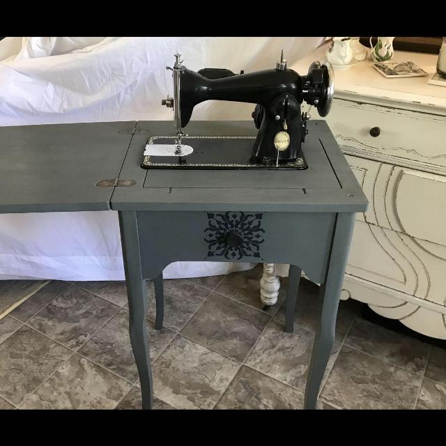 Find More Working Refurbished Sewing Machine Table For Sale At Up To Custom Refurbished Sewing Machines Sale