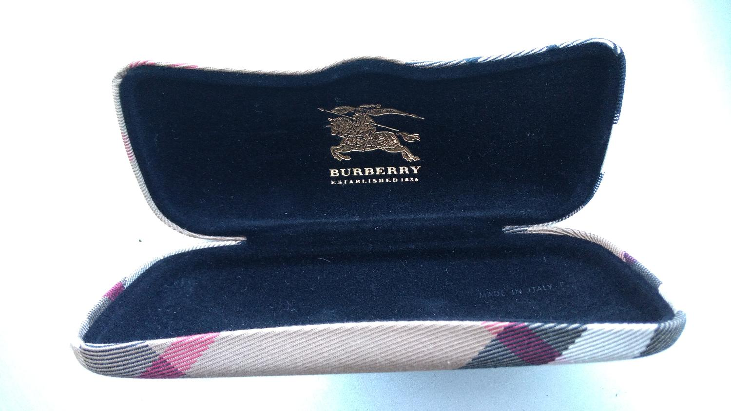 199924d7598 Best Authentic Burberry Eyeglasses Case for sale in Ajax