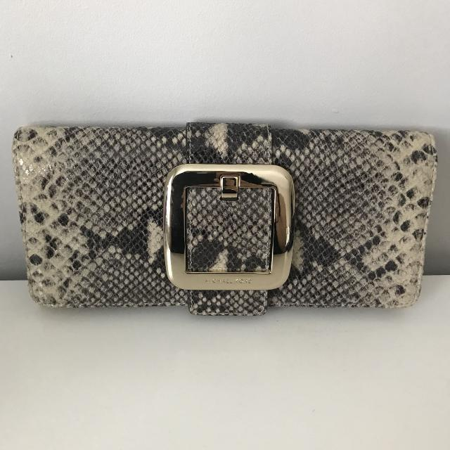 367cc551c2ce Best Michael Kors Snakeskin Clutch for sale in Vaughan