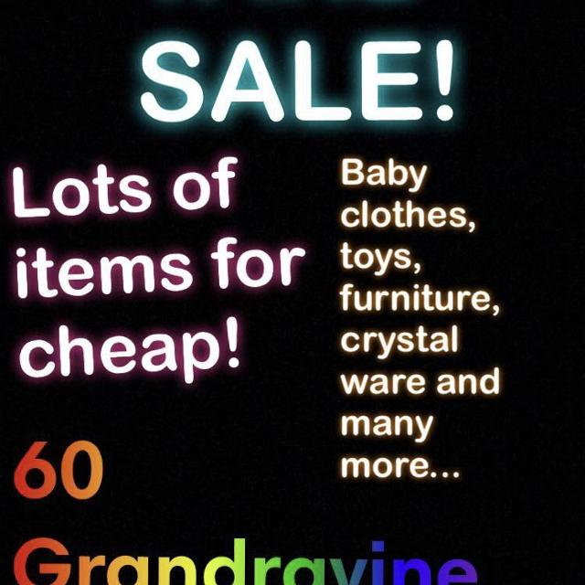 Best Huge Yard Sale Everything Must Go For Sale In North York