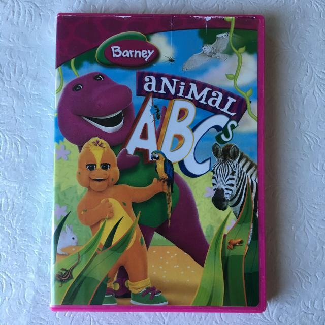 Find More Dvd Barney Animal Abcs Kids For Sale At Up To 90 Off