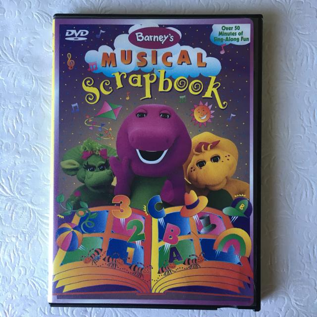 Best Dvd Barney Musical Scrapbook Kids For Sale In Erie