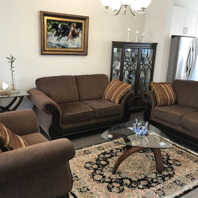 Best 2 Loveseats And 2 Chairs for sale in Maple Ridge, British ...
