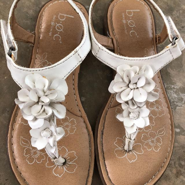 70e2a4966bc Best Boc White Sandals for sale in Mobile