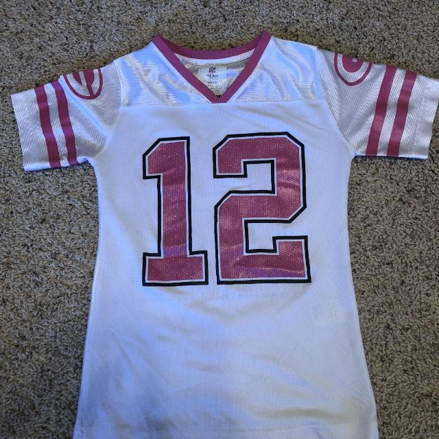 factory authentic c7dbc 3a08b Girl's Aaron Rodgers Jersey