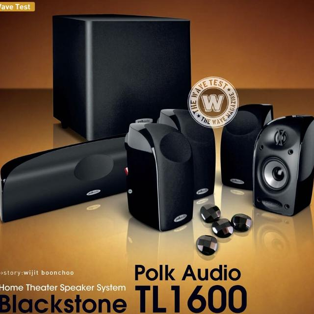 Polk Audio Blackstone TL1600 Home Theatre Speakers