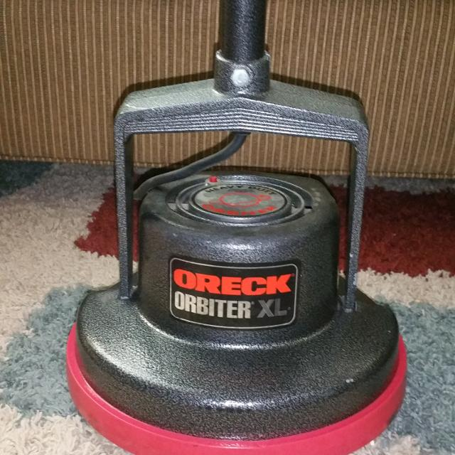 Oreck Commercial Multi Purpose Floor Scrubbing Buffing Sanding And Cleaning Machine