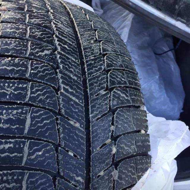 Used Tires Winnipeg >> Winter Tires Used On Nissan