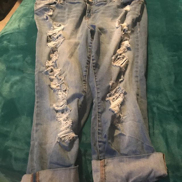85ba868a59 Find more Torrid Boyfriend Jeans for sale at up to 90% off