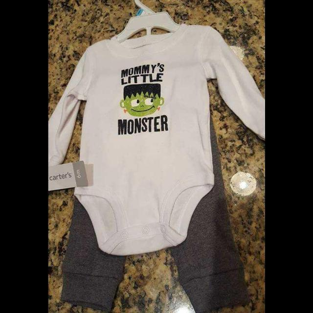 carters halloween outfit