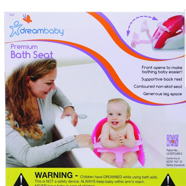 Best Pink Baby Bath Seat for sale in Pensacola, Florida for 2018