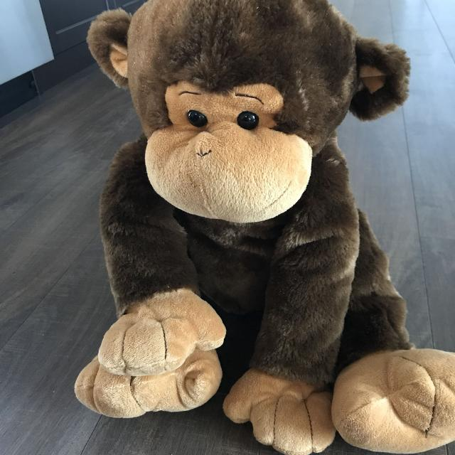 Find More Big Toys R Us Brand Stuffed Monkey For Sale At Up To 90 Off