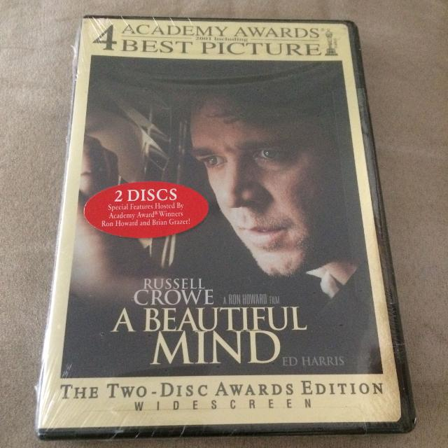 Best A Beautiful Mind Dvd New For Sale In Dollard Des Ormeaux Quebec 2019