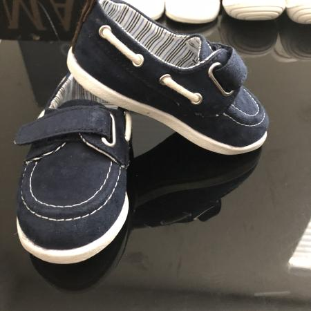 902e0dcd5d Blue, Size 4 Loafers in EXCELLENT CONDITION from pet and smoke free  environment