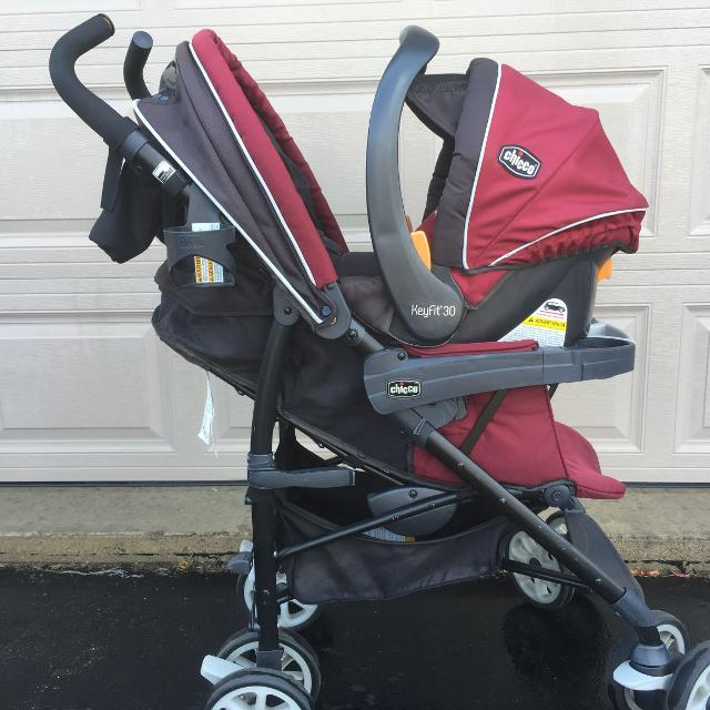 ba3e6b706 Find more Chicco Neuvo Travel System - Granita With Keyfit 30 Infant ...