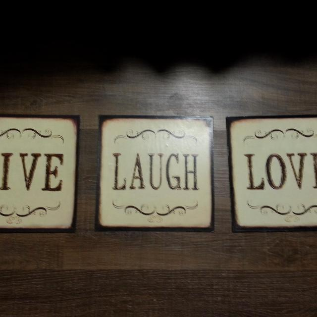 Find More Live Laugh Love Signs For Sale At Up To 90 Off,Baby Shower Decorations For Girl Elephant Theme