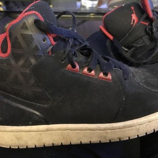 ae71b81b3129 Find more Air Jordan Shoes! Size 9... Used But Still Good Condition ...