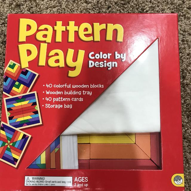 Find More Pattern Play For Sale At Up To 90 Off