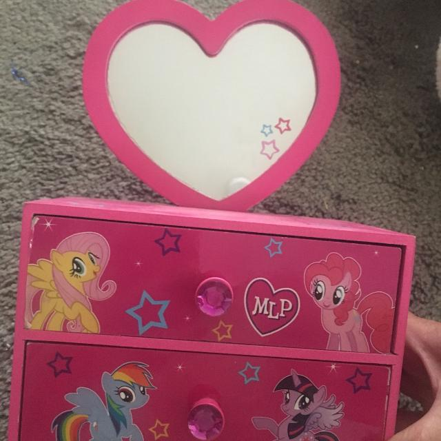 My Little Pony Jewelry Box Beauteous Find More My Little Pony Jewelry Box 60 Pu Kimberly For Sale At Up