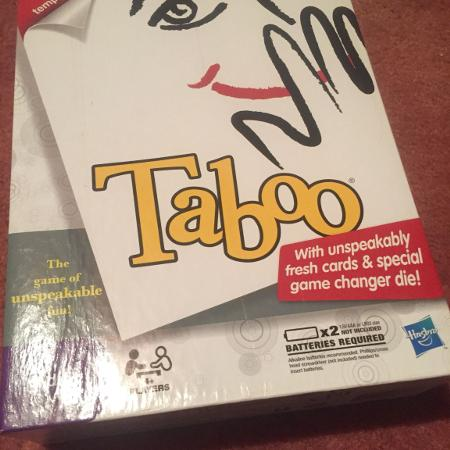 Taboo board game for sale  Canada