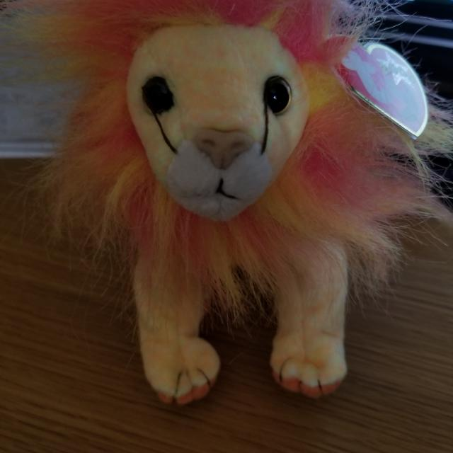 bcb58a2f829 Best Roary Retired Ty Beanie Baby for sale in Fort Myers