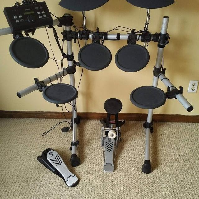 Find More Yamaha Dtx 500 Electronic Drum Set For Sale At Up To 90 Off