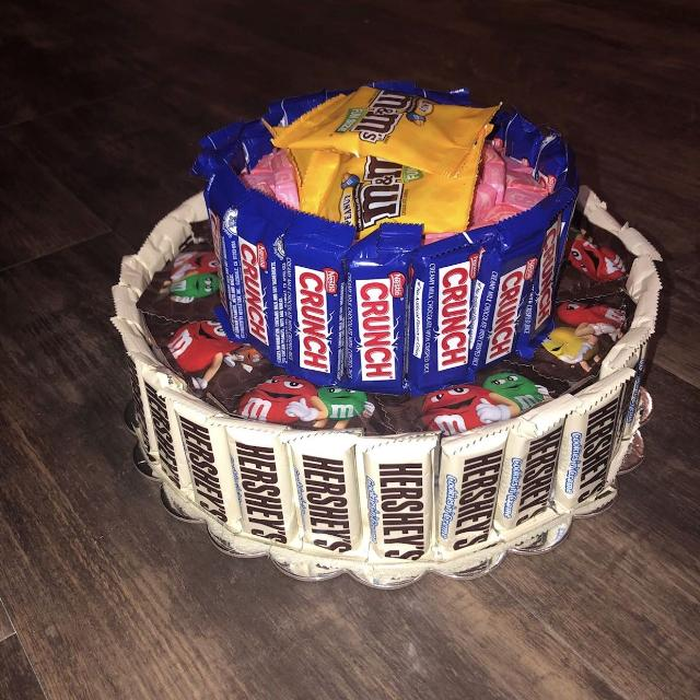 Best Candy Cake Gift Tower For Sale In Jacksonville Florida 2019