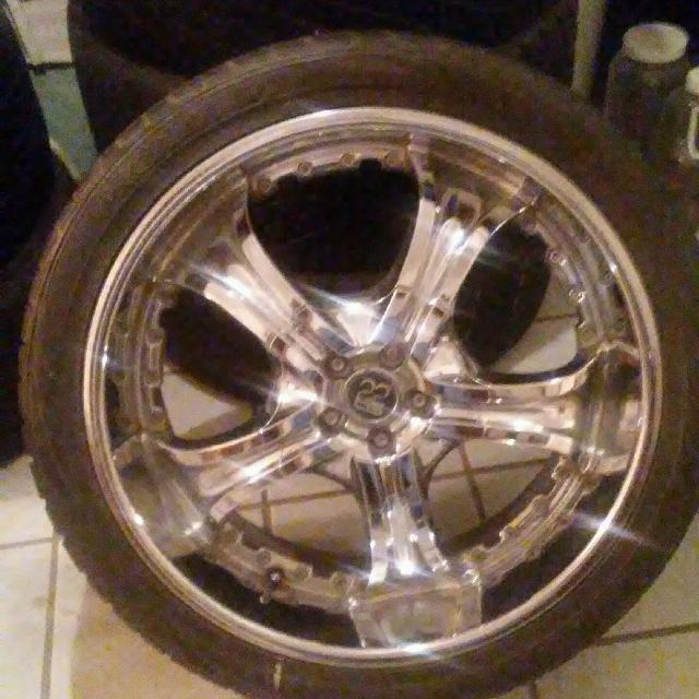 22 Inch Tires >> Best 22 Inch Tires And Wheels For Sale In New Braunfels Texas For 2019