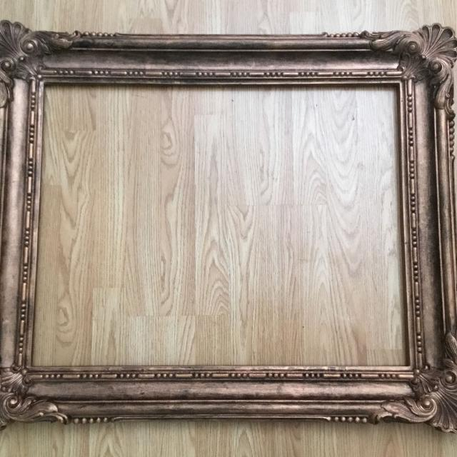 best large detailed picture frame 36 x 30 for sale in beausejour