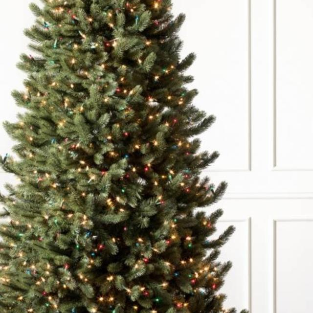 Balsasm Hill 7 5 Vermont White Spruce Artificial Christmas Tree