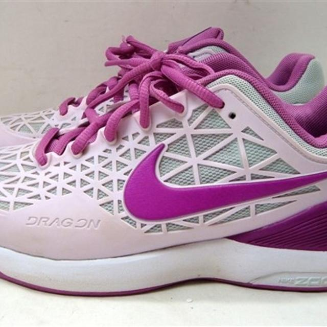 5ef73f800ffe Find more Women s Nike Zoom Cage 2 Tennis Shoes Bleached Lilac hyper ...