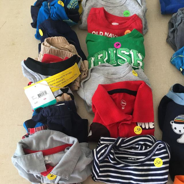 225be73bf721 Find more 18 Month Boy Summer Clothes for sale at up to 90% off ...
