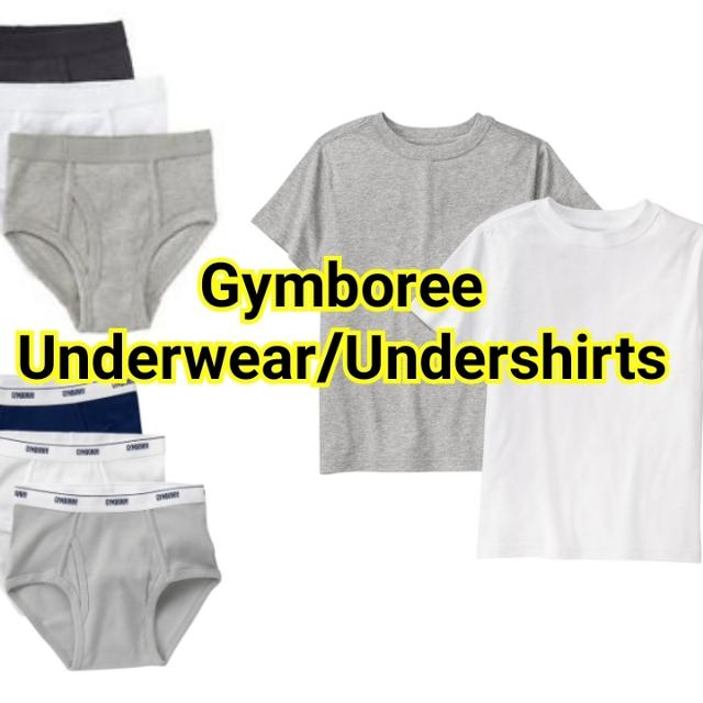 b269f8b537b5 Best Bnip Gymboree Underwear/undershirts Pack (2-6t) for sale in Oshawa,  Ontario for 2019