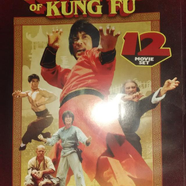 Awesome old school kung fu classics