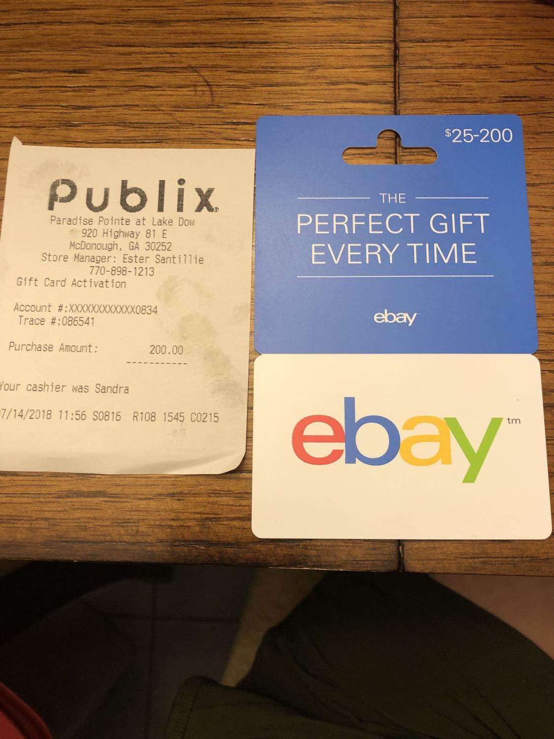 Find More Ebay Gift Cards For Sale At Up To 90 Off