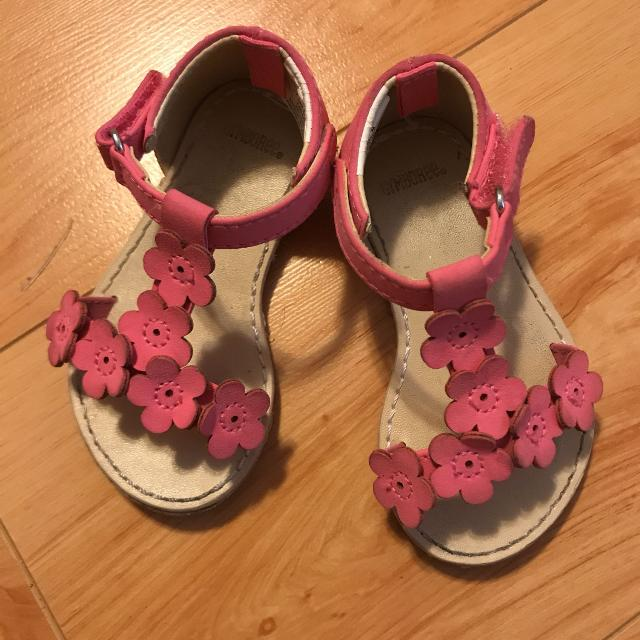 Best Gymbore Baby Sandals Size 4 for sale in Richmond