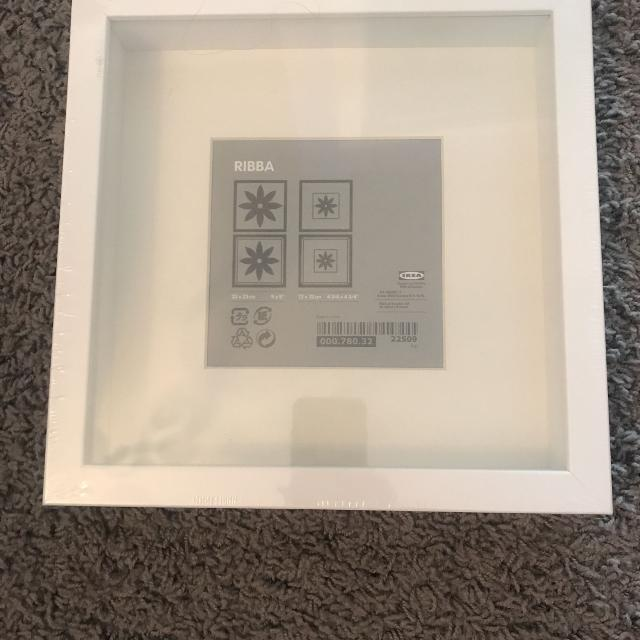 Find more Shadow Box Frame - Ikea for sale at up to 90% off
