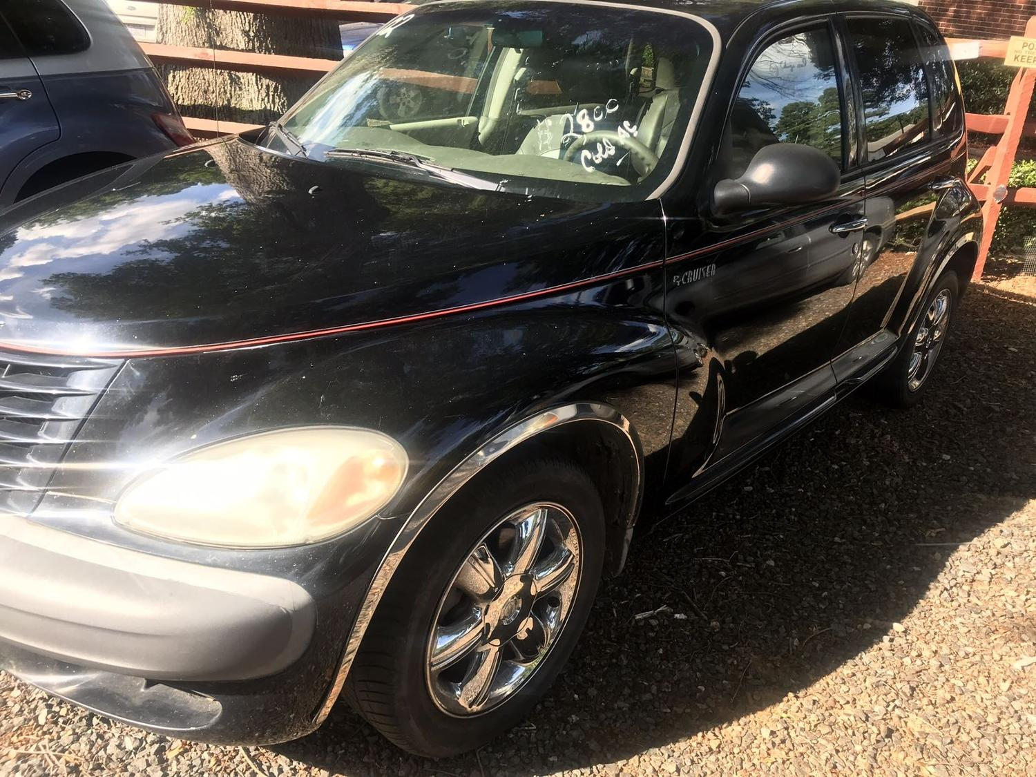 Best 2002 chrysler pt cruiser for sale in charlotte north carolina for 2019