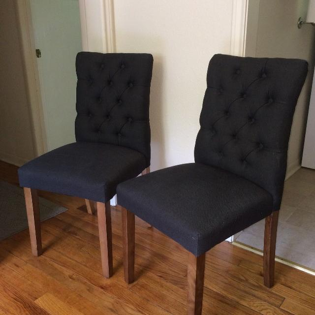 Find More Brookline Tufted Dining Chair Set By Threshold Target 6 Chairs In Total For Sale At Up To 90 Off