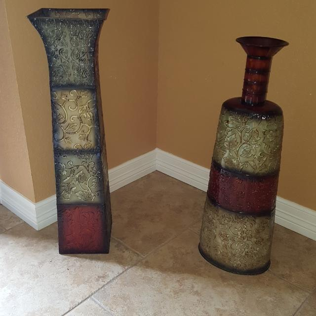 Find More Kirklands Floor Vases The Set Have This Posted On Other