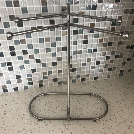 Face cloth/hand towel rack GUC for sale  Canada