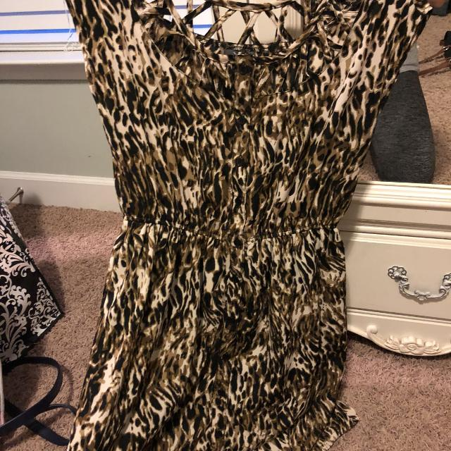 Find More Leopard Print Dress For Sale At Up To 90 Off Nashville Tn