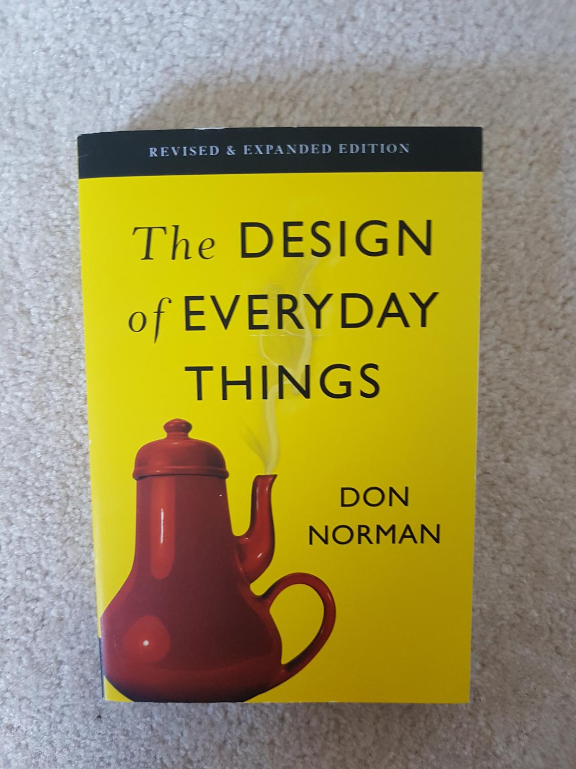 Best The Design Of Everyday Things (don Norman) for sale in Richmond,  British Columbia for 2018